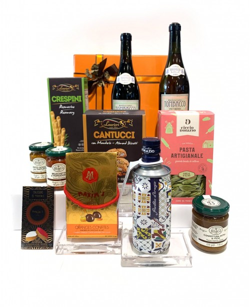 Italian Gourmet (Premium Food Hamper)