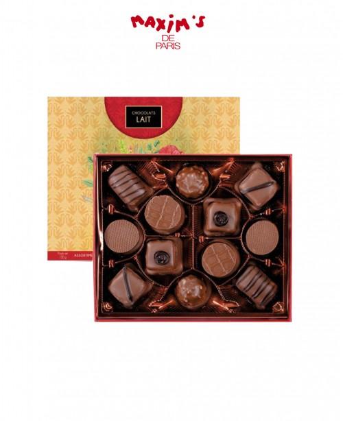 Maxim's Milk Chocolate Connoisseurs