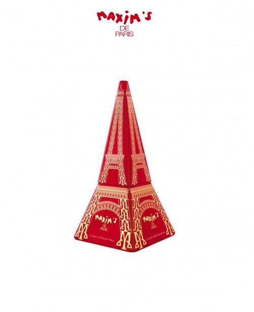 Maxim's Eiffle Tower Tin (Chocolate Crep...