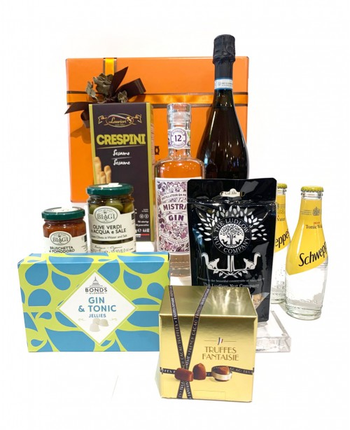 Stay-in Night Out (Food Hamper)