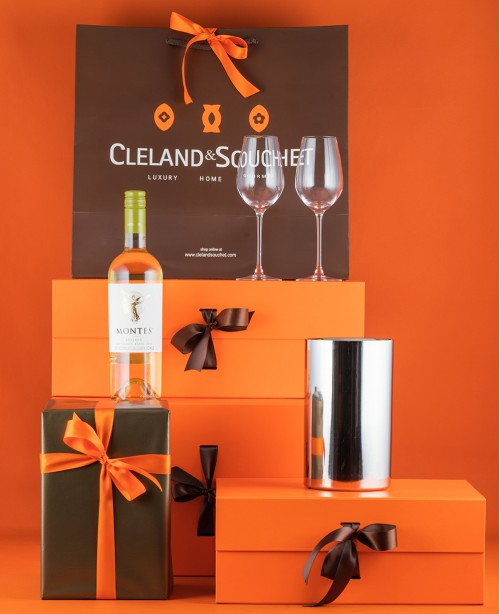 Montes, Glasses & Cooler (Gift Set)