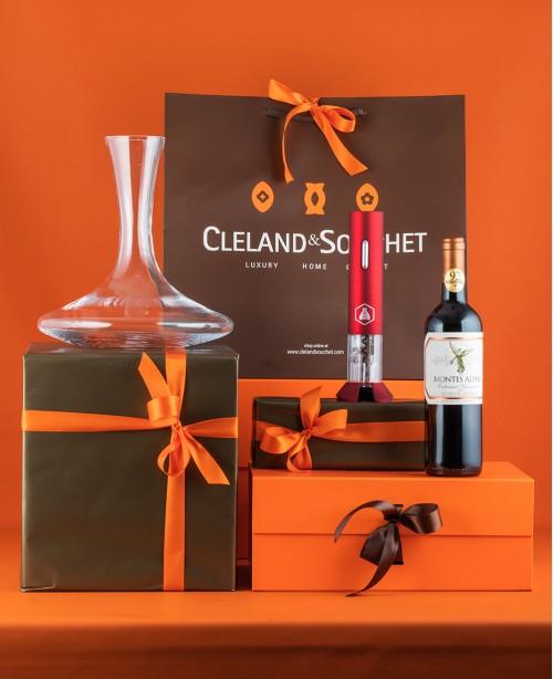 Wine Decanter & Opener (Gift Set)
