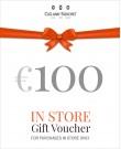 Gift Voucher €100 (In-Store)