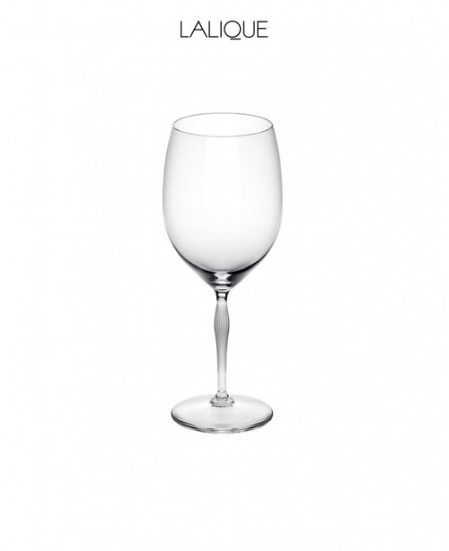 Bordeaux Crystal Glass (Lalique)