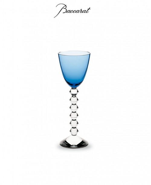 Vega Wine Glass -  Light Blue (Baccarat)
