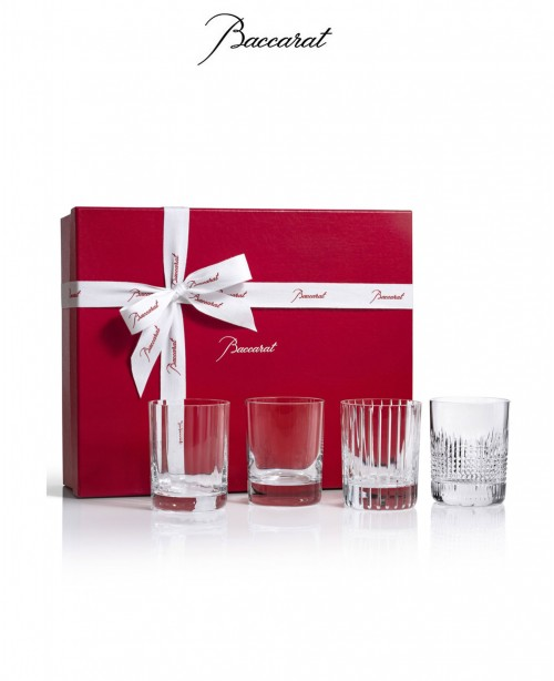 4 Elements Whisky Set (Baccarat)