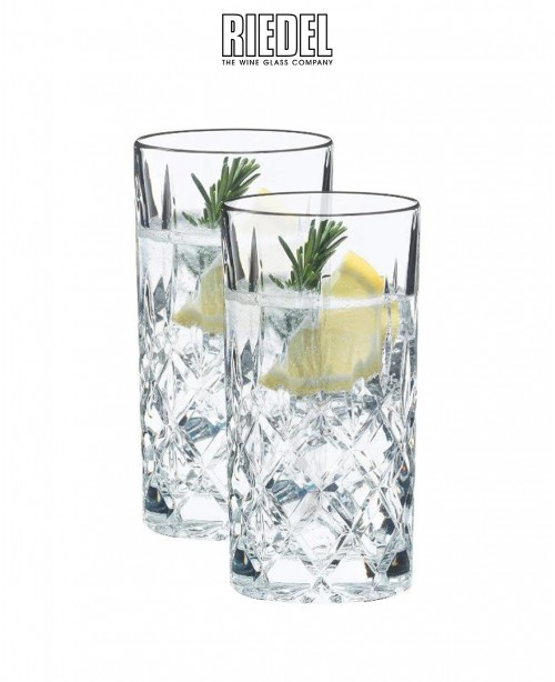 Spey - Long Drink Glasses Set of 2 (Ried...