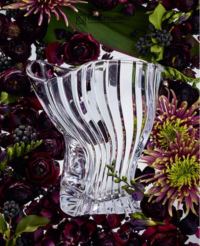Curve Vase Small ( Nachtmann)
