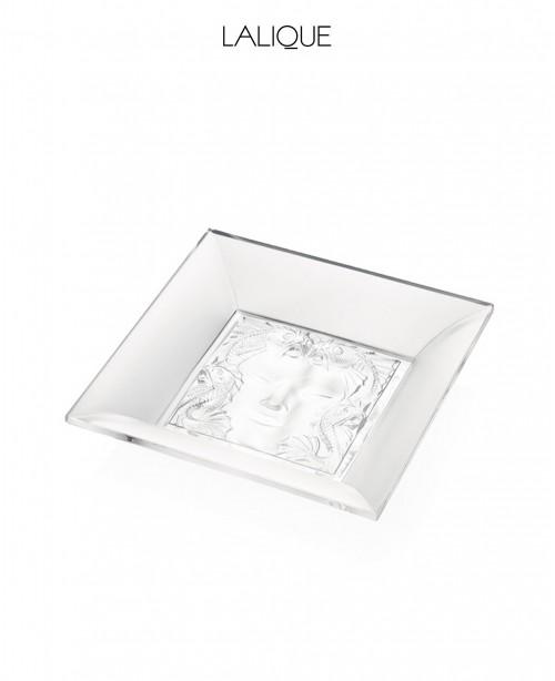 Masque De Femme Clear Crystal Bowl - Sma...