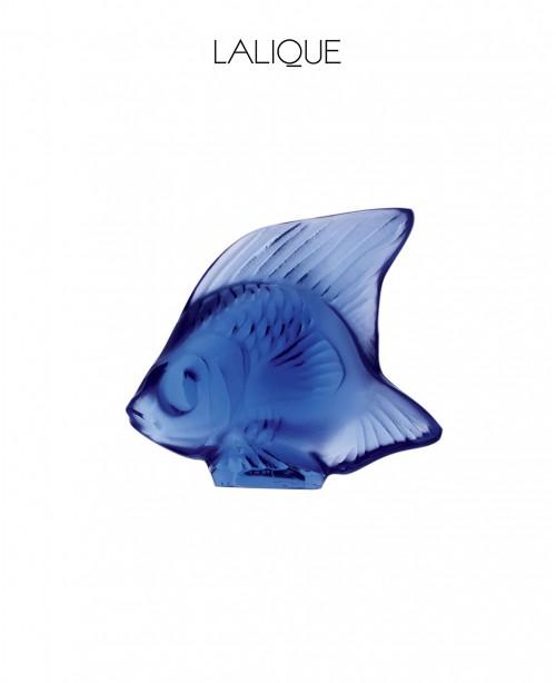Petrol Blue Aquatic Animal (Lalique)