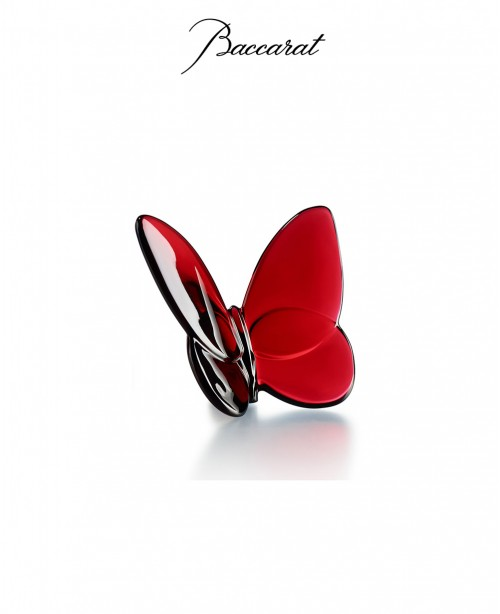 Papillon Red (Baccarat)