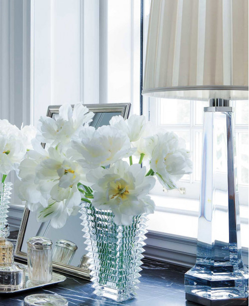Eye Vase Clear Small (Baccarat)
