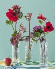 Flora Vase Set  (Baccarat)
