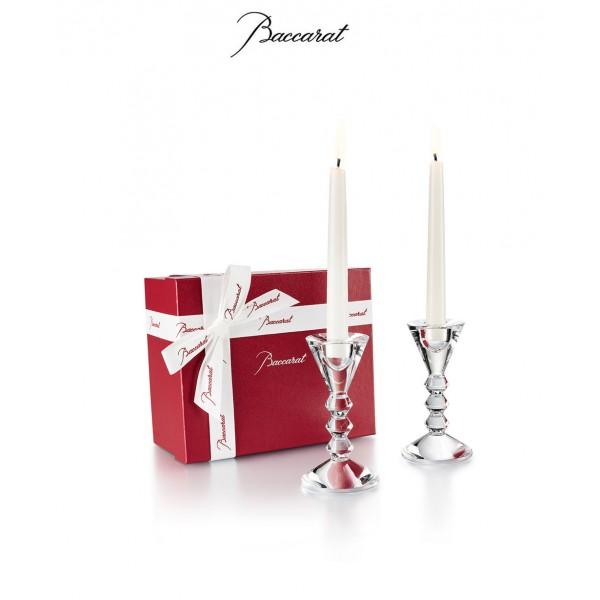 Vega Set of 2 candlesticks (Baccarat)