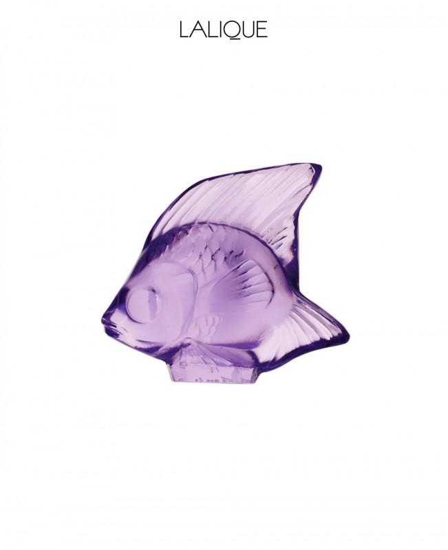Fish Crystal Sculptures - Small (Lalique)