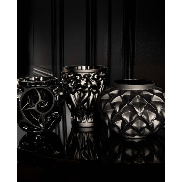 Tourbillons Black Crystal  Vase - Small ...
