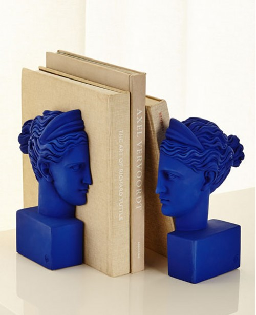 Sophia Artemis Bookend Blue