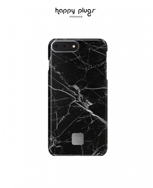 Phone Cover Iphone 7 / 8 Plus Black Marb...