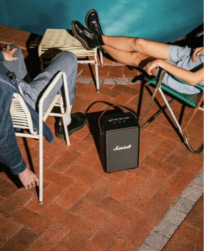 Marshall - Tufton Portable Bluetooth Spe...