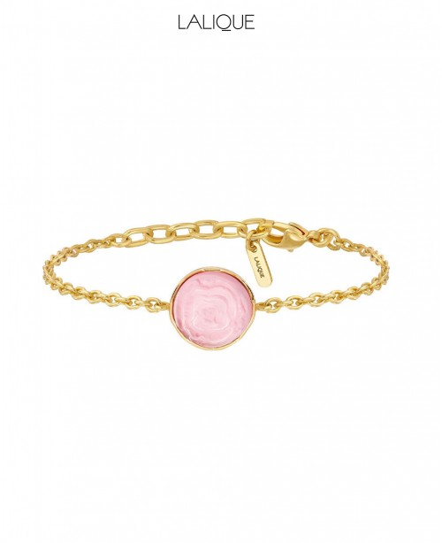 Pivione Pink Bracelet (Lalique)