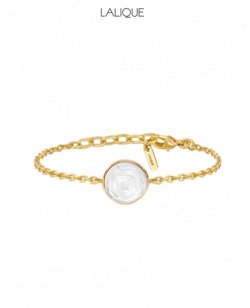 Pivione White Bracelet (Lalique)