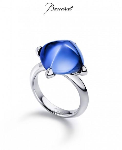 Medicis Ring Riviera Crystal Silver (Bac...