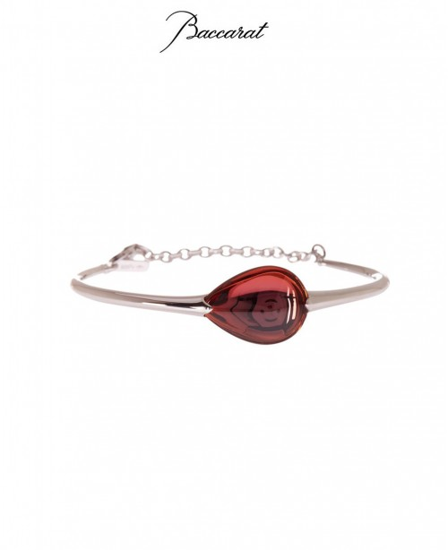 Fleur De Psydelic Bangle Red Crystal &am...