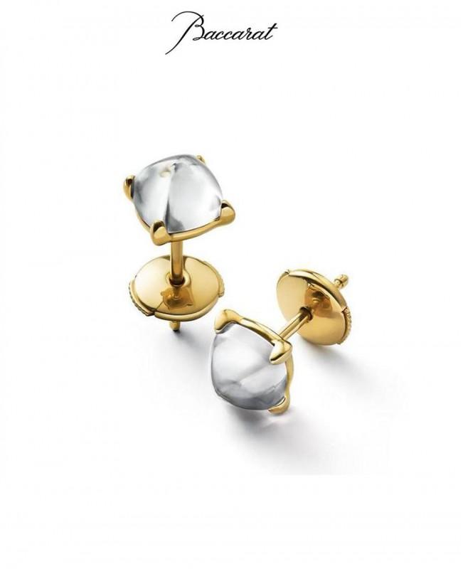 Medicis Earrings Clear Crystal  (Baccara...