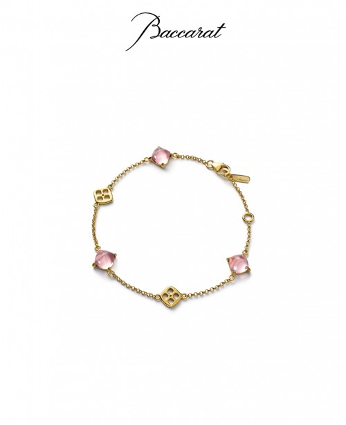 Medicis Bracelet pink  (Baccarat)