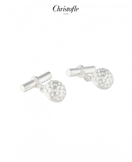Golf Cufflinks (Christofle)
