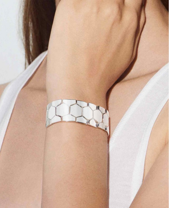 Code Royale Bracelet (Christofle)