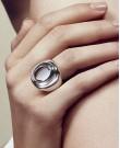 C De Christofle Signet Ring (Christofle)