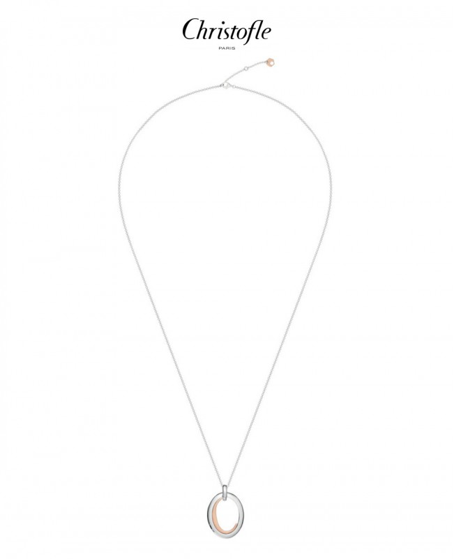 C De Christofle Pendant & Chain  (Christofle)