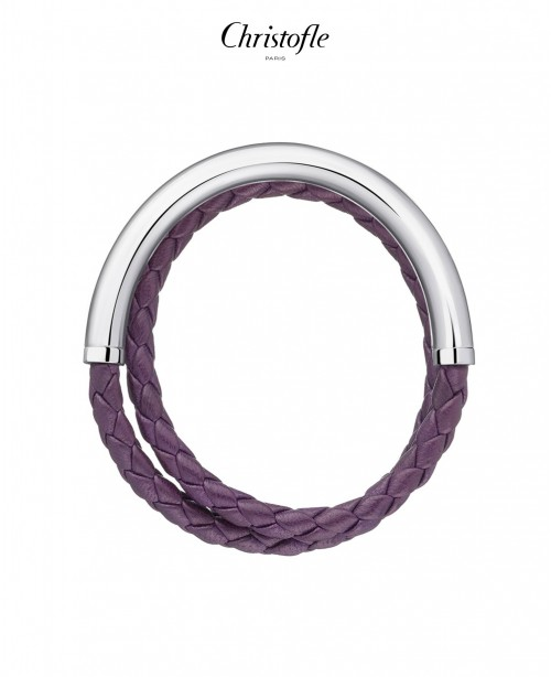 Duo Complice Purple Bracelet (Christofle...