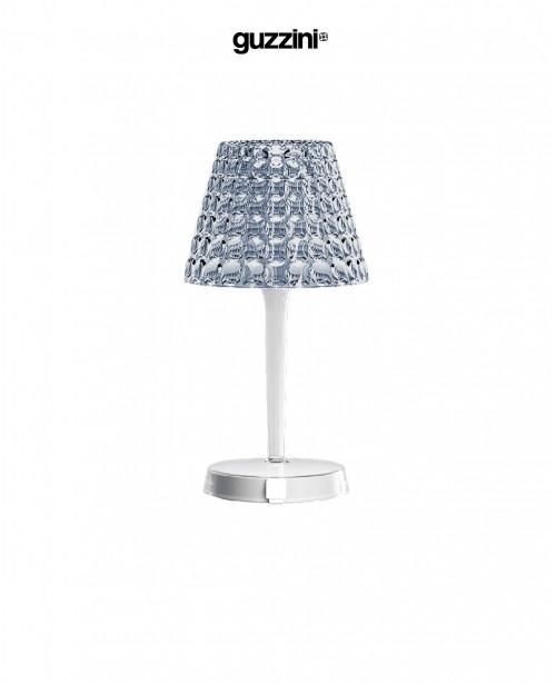 Tiffany Cordless Table Lamp Smoke (Guzzi...