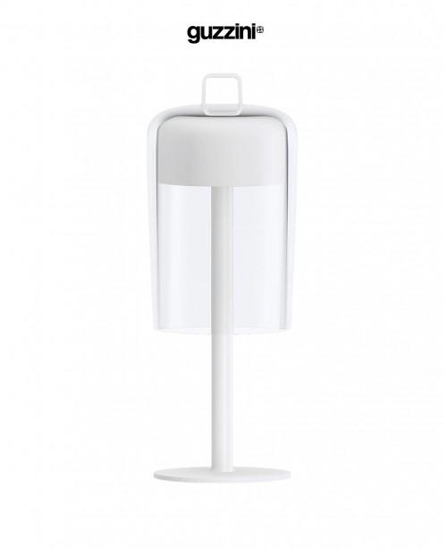 Soiree Table Lamp Cordless White (Guzzin...