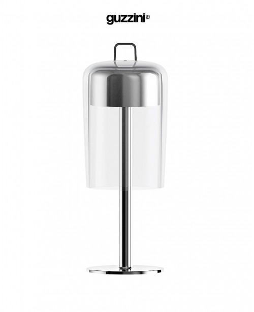 Soiree Table Lamp Cordless Grey (Guzzini...