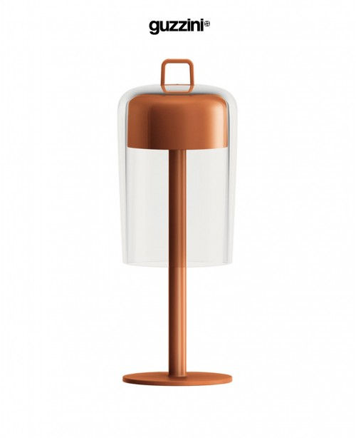 Soiree Table Lamp Cordless Orange (Guzzi...