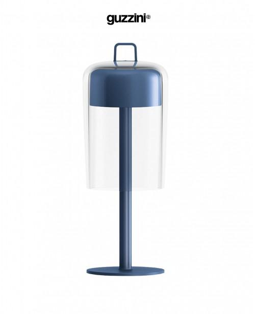Soiree Table Lamp Cordless Blue (Guzzini...