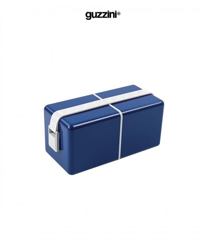 O Lunch Box Blue (Guzzini)