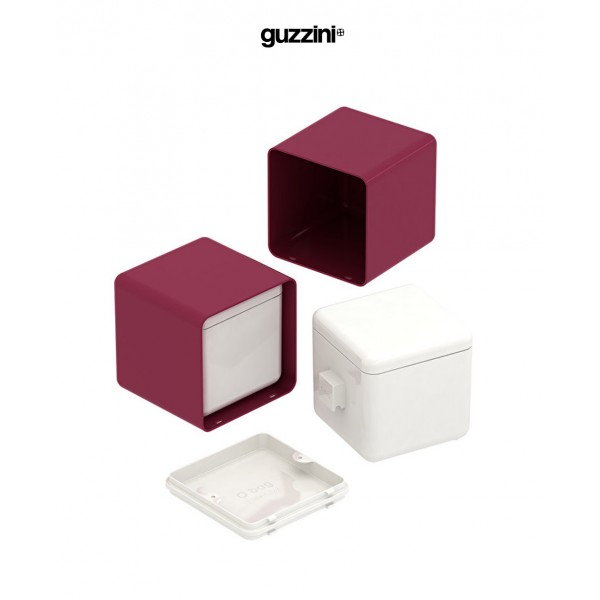 O Lunch Box Pink (Guzzini)
