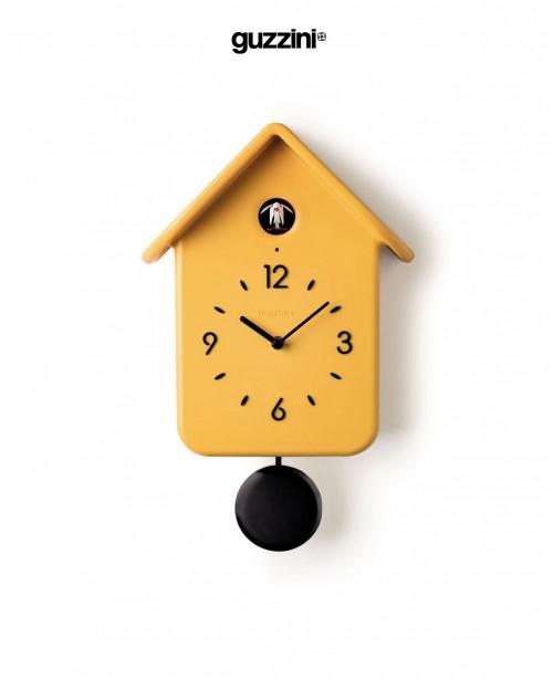 Cuckoo Clock Yellow
