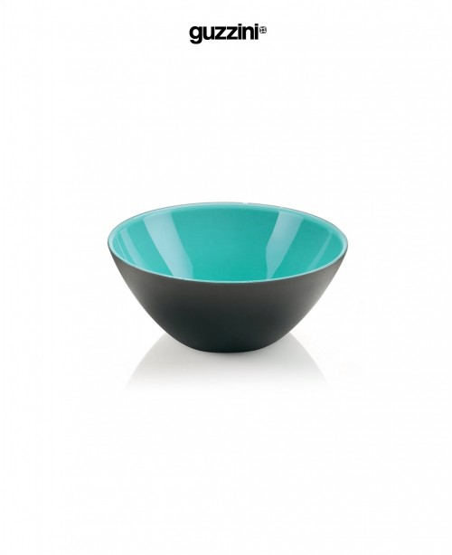 My Fusion Salad Bowl Grey and Turquoise