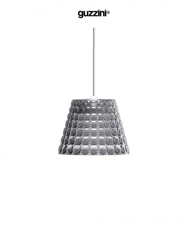 Tiffany Pendant Lamp Smoke Small (Guzzini)