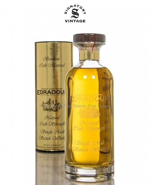 SIG 2003 Edradour gold ibisco Decanter S...