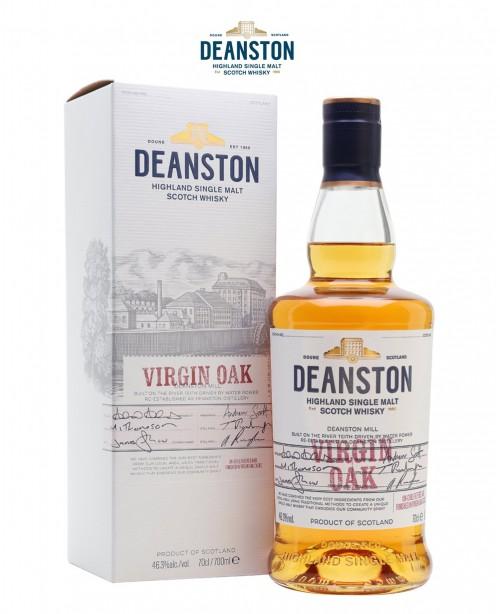 Highland Single Malt Virgin Oak Whisky -...