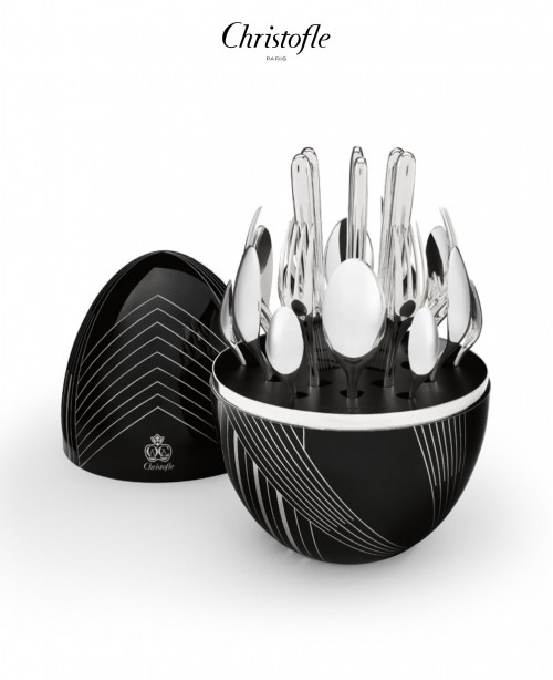 Mood 24 Piece Cutlery Set by Karl Lagerf...