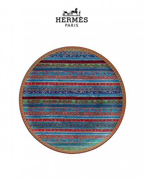 Cheval d'Orient Presentation Plate (Herm...