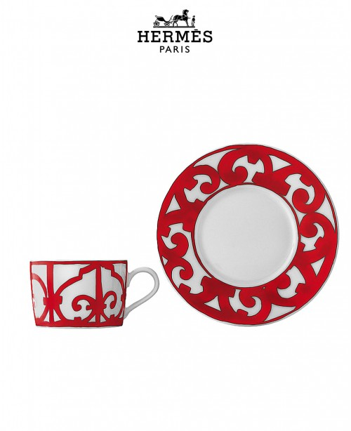 Balcon Du Guadalquivir set of 2 Tea Cups...