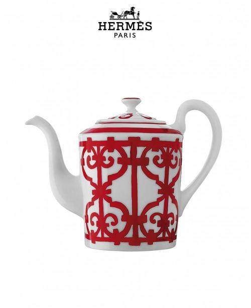 Balcon Du Guadalquivir Tea Pot (Hermes)